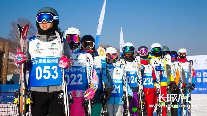 北京冬奥组委滑雪战队在崇礼集结