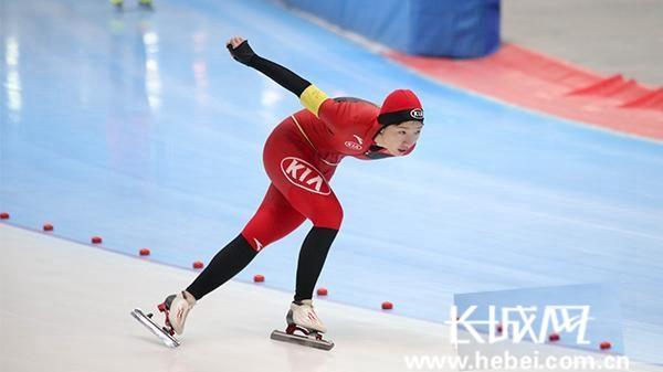 全国速度滑冰锦标赛 河北选手摘铜