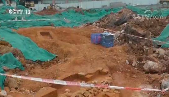 广东 中山大学现古墓葬 涉及多朝代