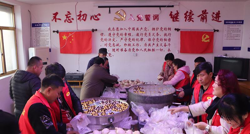 """盐山县关工委与社会志愿服务组织联建""""五老""""关爱阵地"""