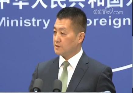 中国外交部 愿不断推动中朝关系取得新发展