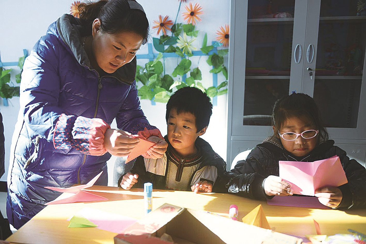 承德市打造乡村少年宫让农村娃快乐成长