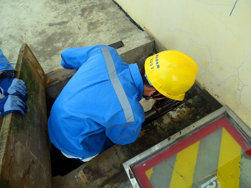 """冀州供电公司开展变电站""""防小动物""""专项排查"""