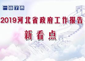 2019河北省政府工作报告新看点