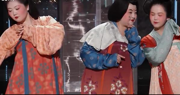 唐朝女性对美有多讲究?她借助出土文物神还原
