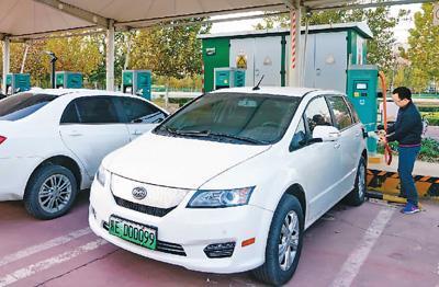 """新能源车距离""""一车一桩""""还有多远"""