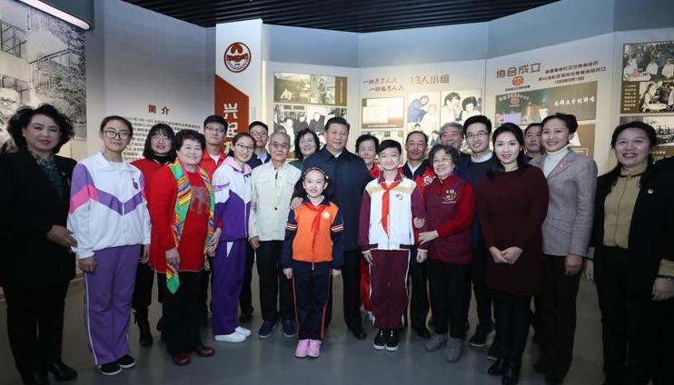 亲切的关怀 巨大的鼓舞——习近平总书记在京津冀三省市考察