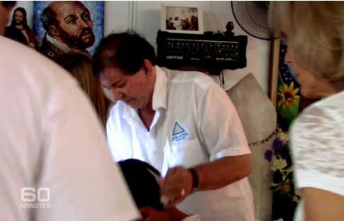 巴西淫魔心灵治疗师被曝贩卖婴儿