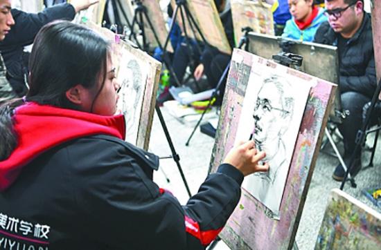 艺术人才需要天赋,也需要扎实的文化素养