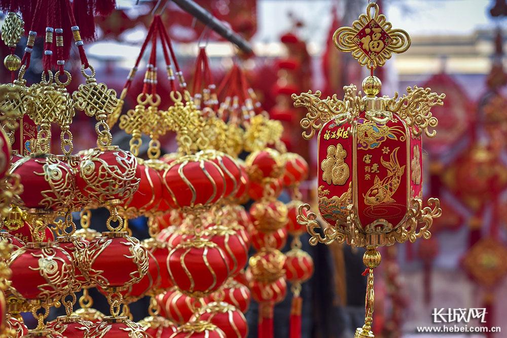 长城拍客第七十六期:浓浓的迎新春味儿