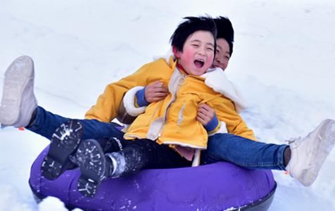 石家庄:玩冰雪 过大年