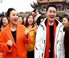 """湖北武汉:新春唱响""""我和我的祖国"""""""