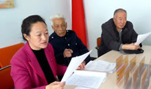 杜向榮:做好兩會精神宣講員 把好政策傳到每家每戶