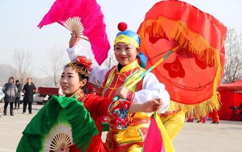 石家庄:民俗文化闹新春