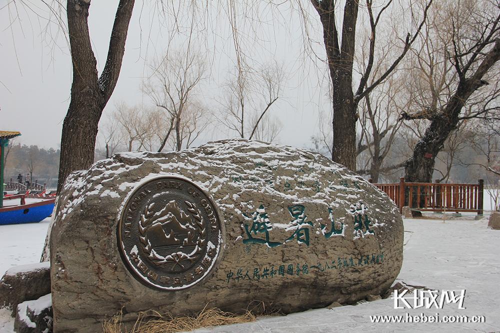 美的不只是雪景,更是他们在雪中的坚守