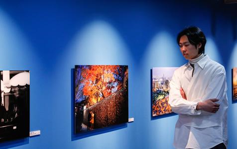中韩旅游图片展在首尔拉开帷幕