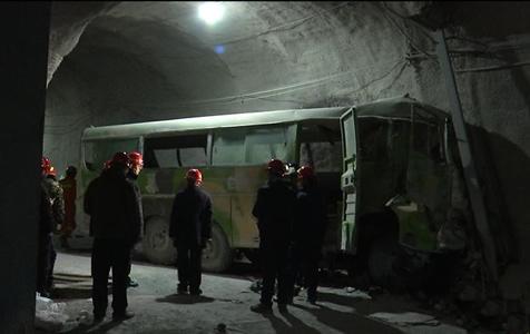 内蒙古锡林郭勒盟一矿发生井下车辆事故已知20死30伤