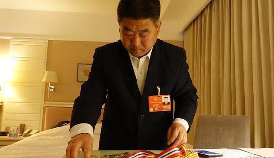 張青彬代表:當選全國人大代表后很忙,但值得