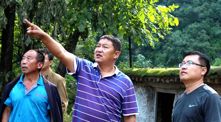 陳春芳:抓黨建是脫貧致富的制勝法寶