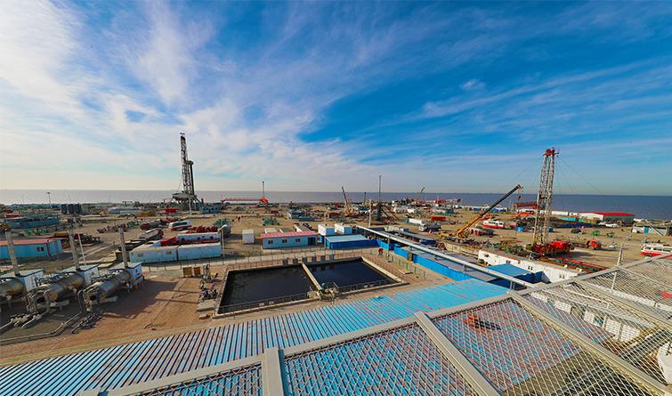 冀东油田:夺油上产涌春潮