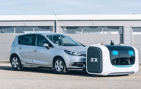 英国机场将测试停车机器人 省地又安全
