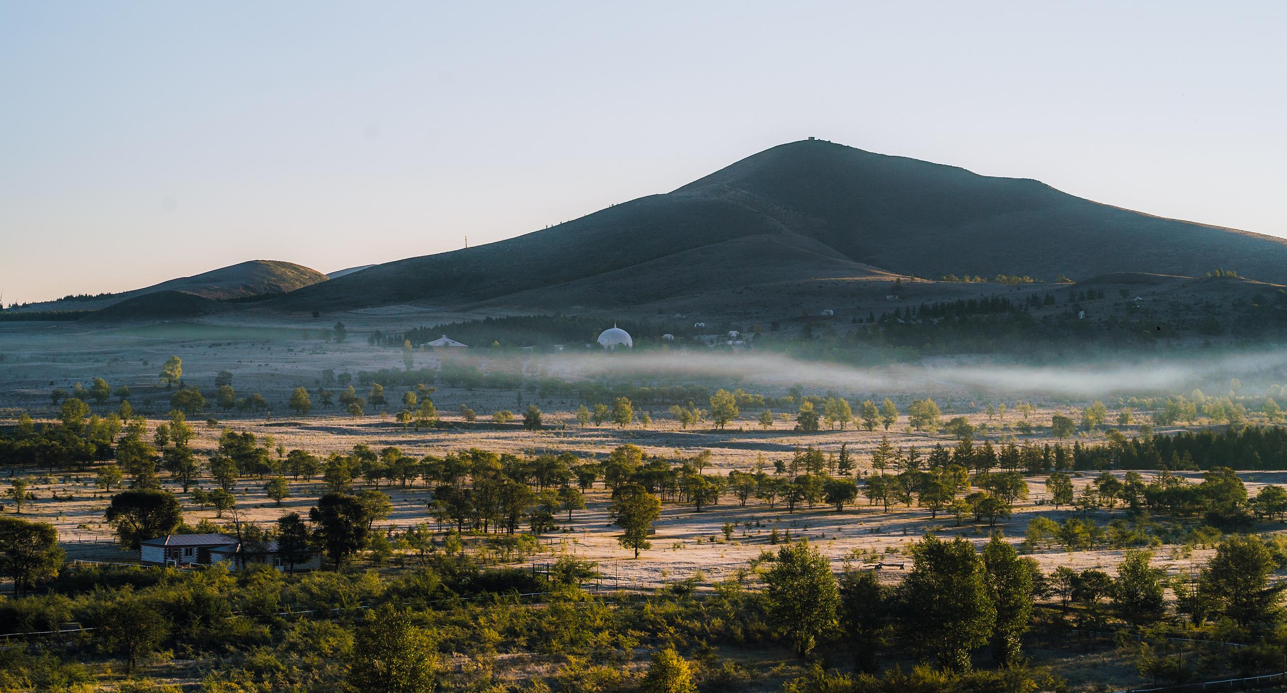 3月中国气温东高西低 京津冀中下旬或持续重污染天气