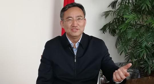 全國人大代表陳樹波:加快推進健康中國建設