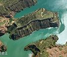 [航拍中国]西北风吹来了黄土高原的别样美