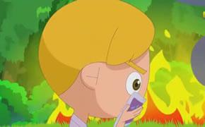 动画|公益宣传片《森林防火》
