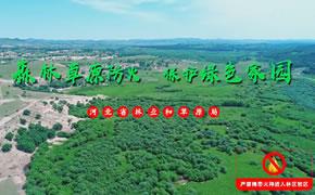 森林草原防火宣传片