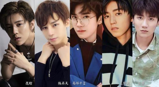 陈奕天和鹿晗COS的手游动漫人物谁更精彩