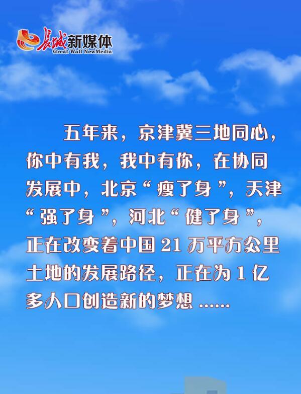 【H5】同心京津冀