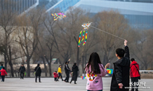 长城拍客:放飞春天