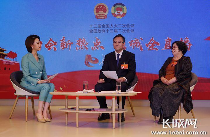 【两会现场】全国人大代表聚焦京津冀医疗合作