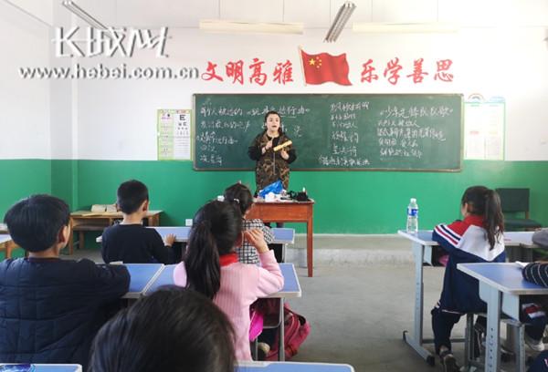 邯山区实验小学教育集团开展音体美教师送教活动