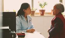 劉貴芳:把好政策講給每一位患者