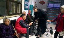 劉貴芳:讓農村老年人也有幸福的晚年