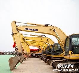 """一座老工业城市的""""蝶变""""之舞——唐山以高质量项目引领高质量发展"""