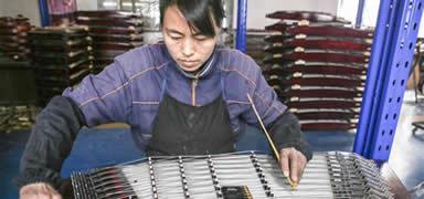 饶阳:传统手工技艺助力民族乐器制作发展