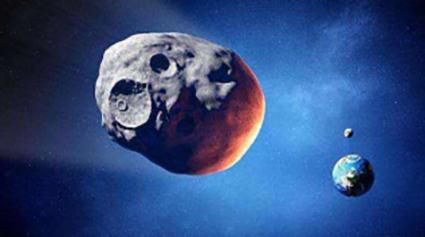 美探测器发现贝努小行星表面极不平坦