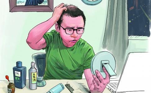"""90后已""""秃头""""?食疗有助养发"""