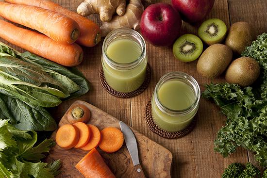 果汁不能代替水果蔬菜