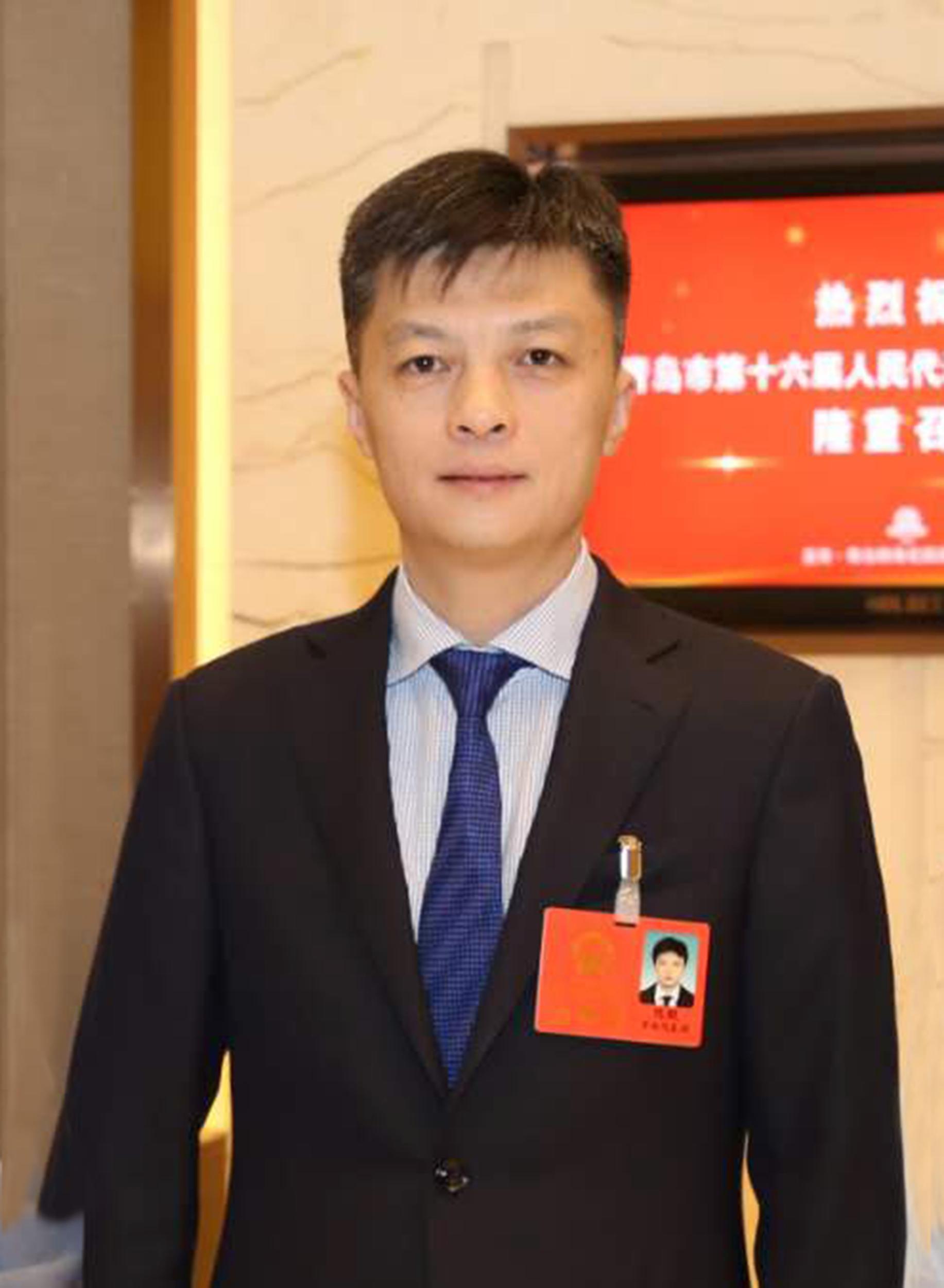 石家庄阀门一厂股份有限公司董事长,青岛先楚能源发展集团董事长