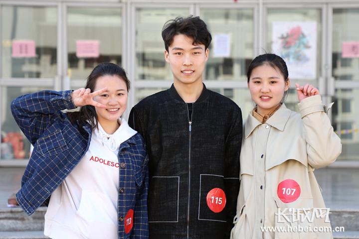 华北理工大学轻工学院2019年艺术类校考落下帷幕