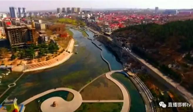 春走滏阳河(一):滏阳河水绕邯郸