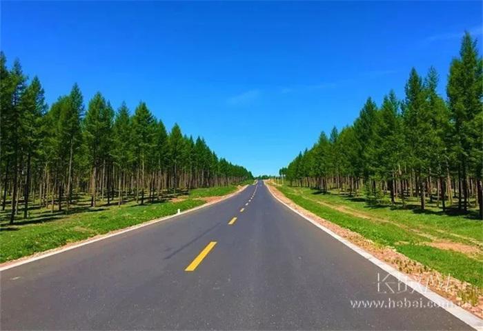 """国家""""一号风景大道"""" 获中国经典自驾路线称号"""