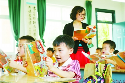 """语文教师理应成为""""阅读导师"""""""