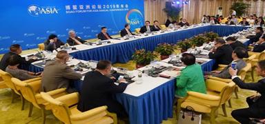 29位华商领袖与华人智库专家聚首博鳌