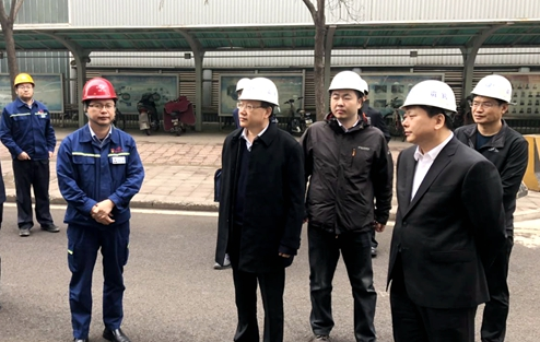我厅组织召开全省规范钢铁行业产能置换工作座谈会