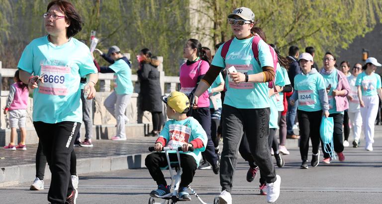 【快讯】2019石家庄(正定)女子半程马拉松鸣笛开跑
